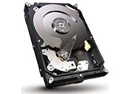 Seagate Barracuda 7200 3 TB 7200RPM SATA 6 Gb/s NCQ 64MB Cache 3.5-Inch Internal Bare Drive ST3000DM001