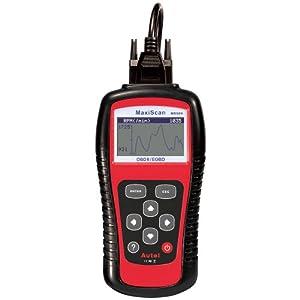 Autel MaxiScan MS509 OBD-II/EOBD Scanner from Autel