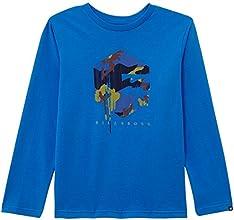 Billabong Drip Drop T-Shirt manches longues Garçon Rich Royal FR : 14 ans (Taille Fabricant : 14)
