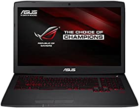 "Asus ROG G751JY-T7378H PC Portable Gamer 17,3""  (Intel Core i7, 32 Go de RAM, Disque dur 1 To + SSD 256 Go, Nvidia GeForce GTX980M, Mise à jour Windows 10 gratuite)"