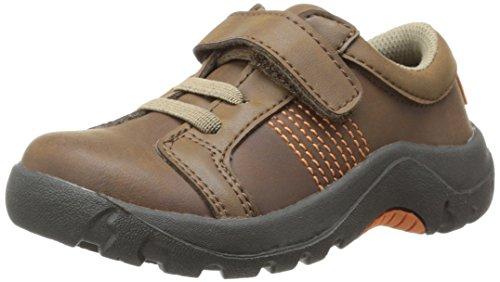 Keen Austin Ii Child Hiking Velcro Shoe (Toddler/Little Kid),Dark Earth/Burnt Orange,10 M Us Toddler front-980117