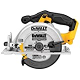 "Dewalt DCS391B 20V MAX Cordless Lithium-Ion 6-1/2"" Circular Saw (Tool Only)"