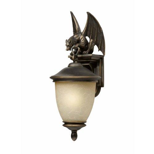 Popular Compare ue ue Triarch TriStone Gargoyle Wall Sconce Oil Rubbed Bronze