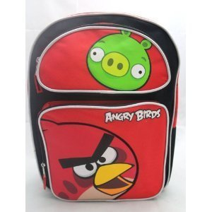 Angry Birds Large BackPack - Angry Birds School Bag