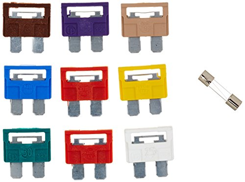 altium-822735-pack-of-9-blade-type-fuses-and-1-radio-fuse-2-a