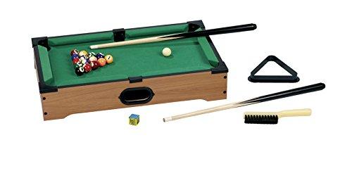 Grandi Giochi - Mini mesa de billar (GG95010)