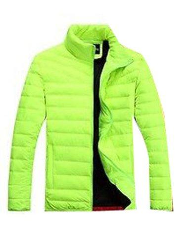 Мужская спортивная стеганая куртка