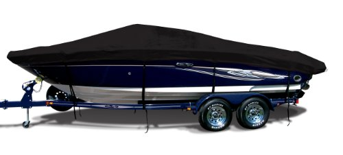 Exact Fit Boat Cover Fitting 2004 Ski Centurion Enzo Sv230 W/proflight Tower Doesn't Cover Platform Models 9.25...