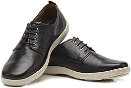 Brent Shoes Mens Esprite Leather Casuals