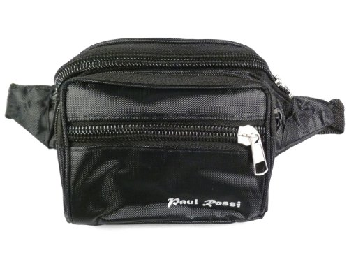 Bum / Hip / Waist Bag with 4 Compartments - In Various Colours