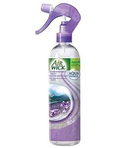 Air Wick Aqua Mist Pump Air Freshener-Wild Lavender & Mountain Breeze-11.7