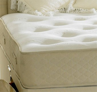 Happy Beds Mattress Clifton Royal Pocket Sprung Orthopaedic Bedroom Furniture 4'6'' Double 135 x 190 cm