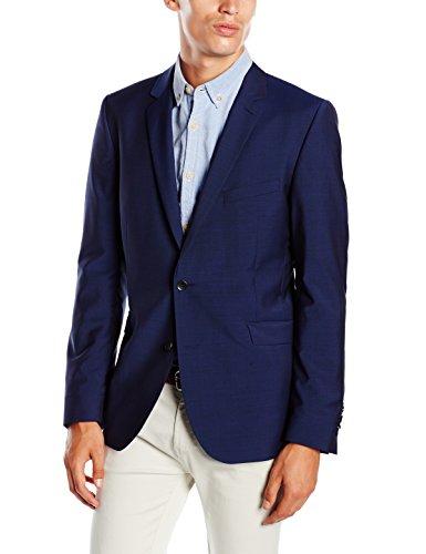 Strellson Premium - 1101469 - L-Allen, Giacca da completo da uomo, blu (blau  (126)), 56 (taglia produttore: 56)