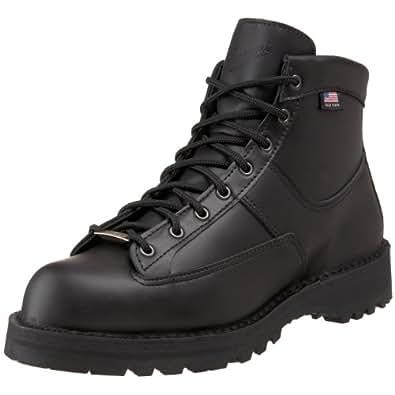 Danner Men's Blackhawk II Uniform Boot,Black,10 D US