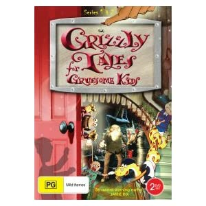 GRIZZLY TALES FOR GRUESOME KIDS - Series 1 &2