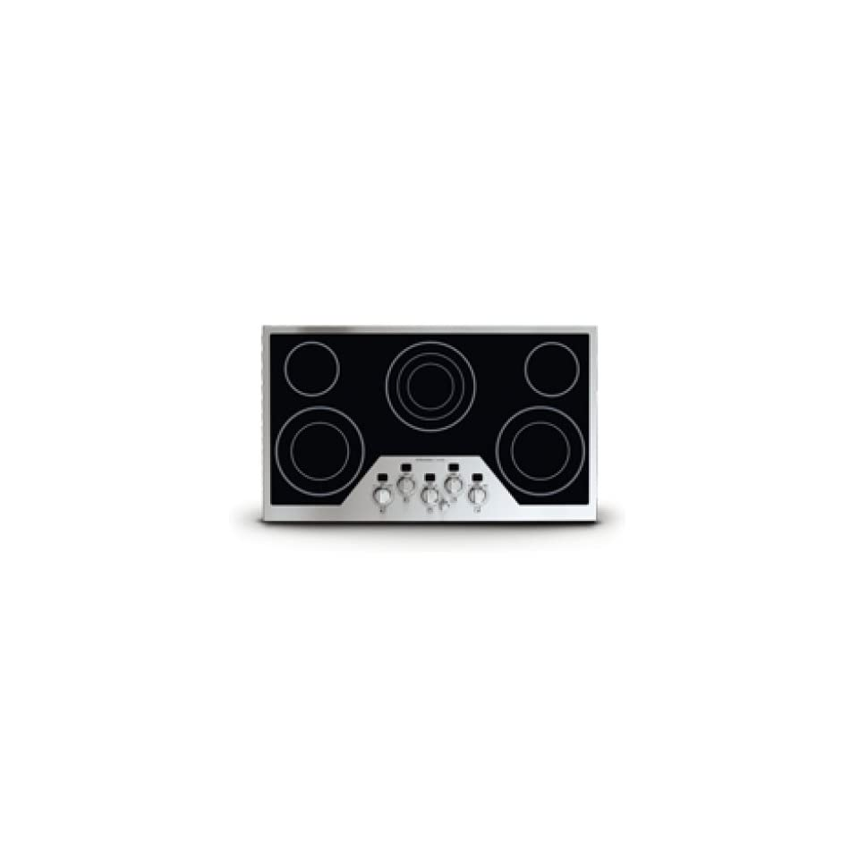 Electrolux Icon Stainless Steel Electric Cooktop 36