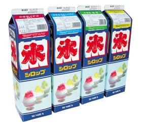 【季節限定:夏食材】オリジナル)かき氷シロップ イチゴ 1.8L<4月末-8月>