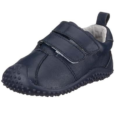 Playshoes Lauflernschuh klassisch 153322, Jungen Lauflernschuhe, blau, (marine 11), EU 17