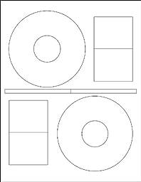 Label Maker MADE IN USA 200 Stomper Pro Format Compatible CD-DVD Labels