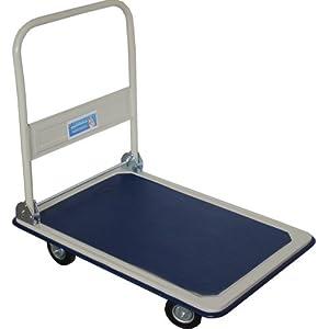 Plattformwagen 300 kg Transportwagen Handwagen Transportkarre Sackkarre Wagen