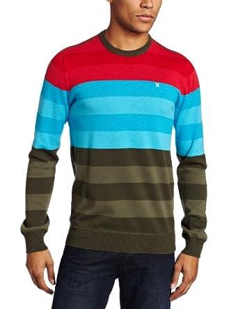 Hurley Engine Sweater Flagstaff Green X