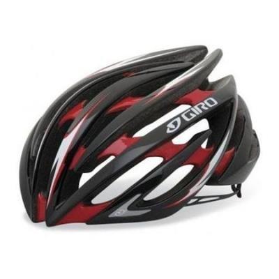 自転車ウェア Giro Aeon 2012 ヘルメット  Red/Black S/Mサイズ