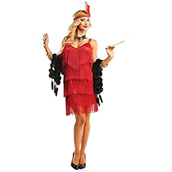 1920s Hollywood Flapper Great Gatsby Adult Costume