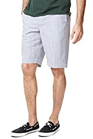 Blue Harbour Pure Cotton Striped Shorts