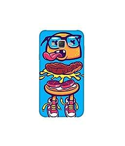 KolorEdge Printed Back Cover For Samsung Galaxy J2 Multicolor - (8414-Ke10212SamJ2Sub)