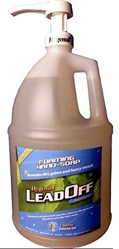 Hygenall LeadOff Foaming Soap, 1 gallon
