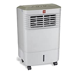 Cello Trendy 30-Litre Air Cooler (White/Grey)