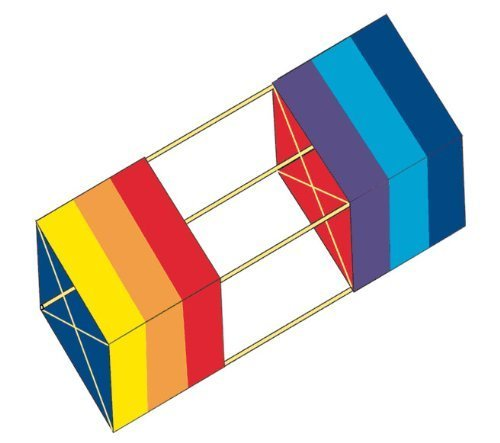 Kite - Box 18'' x 36 by Premier Kites