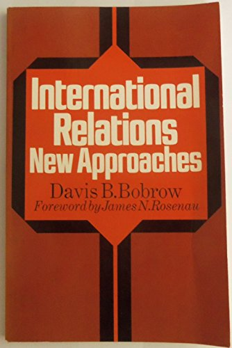 International Relations: New Approaches