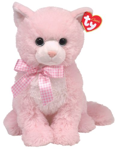 TY Classic - Duchess - Pink Cat - 1
