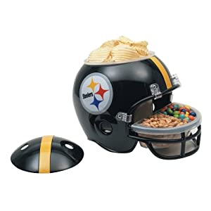Steelers WinCraft NFL Snack Helmet by WinCraft