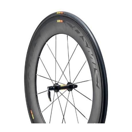 Mavic Cosmic Carbone 80 Tubular Road Bike Front Wheel
