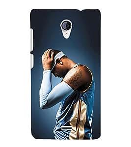 EPICCASE It's Gone Mobile Back Case Cover For Micromax Unite 2 A106 (Designer Case)