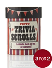 Fifty Trivia Scrolls