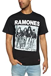 Bravado Men's Ramones First Album T-Shirt