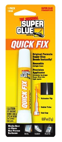SUPER GLUE QUICK FIX