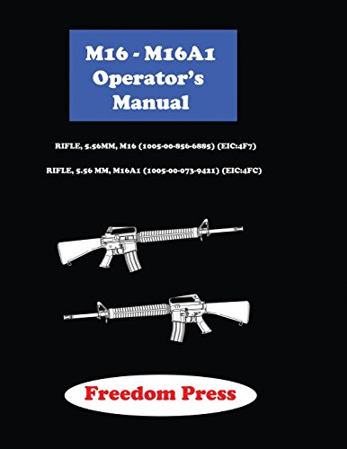 M16-M16A1 Operator's Manual