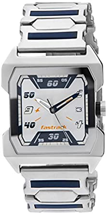 buy Fastrack Men'S Party Analog Dial Watch