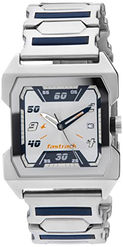 Fastrack-Party-Analog-White-Dial-Mens-Watch-NE1474SM01