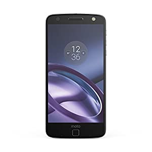 Motorola Moto Z UK SIM-Free Smartphone - Black/Silver