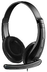 Zebronics Colt Headphone with Mic (Grey)