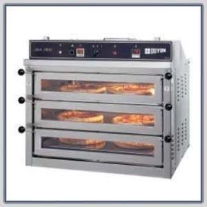 "Doyon Piz3G (3 Deck @ 30"" W) Gas Oven : Doyon Piz3G-Lpg/120V/60/1"