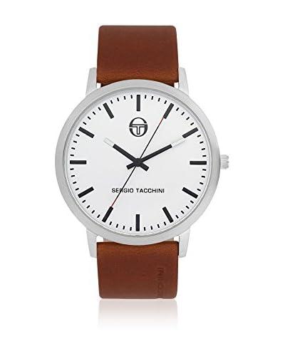 Sergio Tacchini Reloj de cuarzo Man Marrón 45 mm