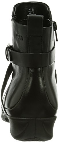ECCO Women's Abelone Cross Buckle Boot