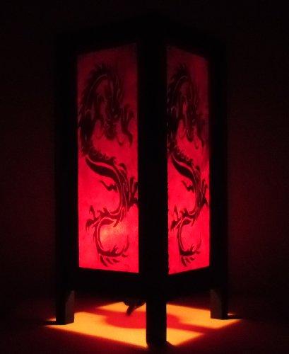 rare-asie-thai-lampe-de-tables-bouddha-style-chevet-dragon-rouge-par-thailande