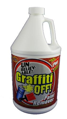 Unbelievable! Ugo-128 128 Oz. Graffiti Off Paint Remover (Case Of 4) front-438960